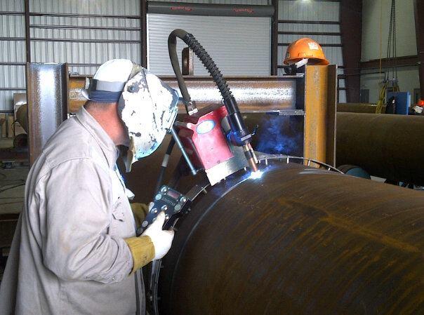 manifold headers welding