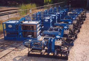 pipe facing machines