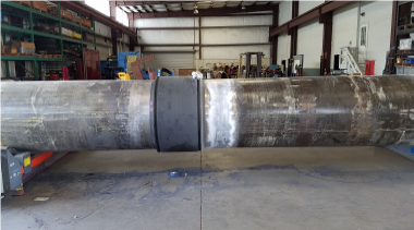 pipe spool welding