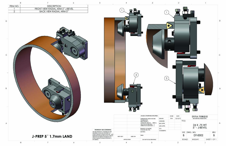 FCAW GMAW welding system